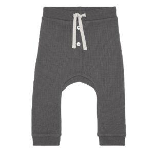 waffle leggings til baby kids clothing bukser