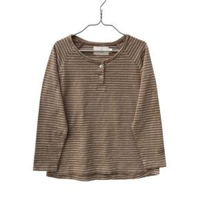 LS T shirt Croissant MONSIEUR MINI